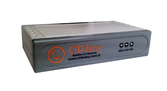 Menulux POS Sistemi Endüstriyel Cihazlar - Caller ID Cihazı