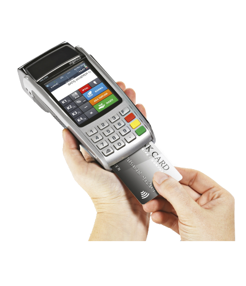 Menulux POS Sistemi Endüstriyel Cihazlar - Mali onaylı yazarkasa pos