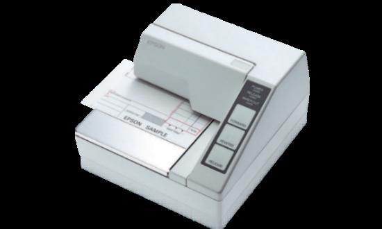 Menulux POS Sistemi Endüstriyel Cihazlar - Endüstriyel Slip Fatura / Mali Adisyon Yazıcı