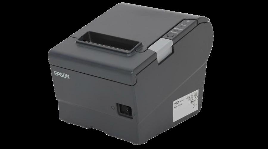 Menulux POS Sistemi Endüstriyel Cihazlar - Termal pos yazıcı