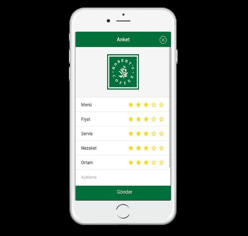 Menulux POS System - Ready Mobile App