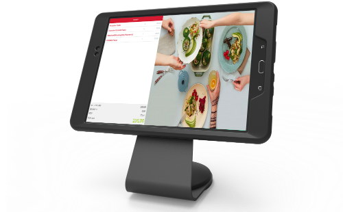 Menulux Customer Display | POS Customer Display, Restaurant