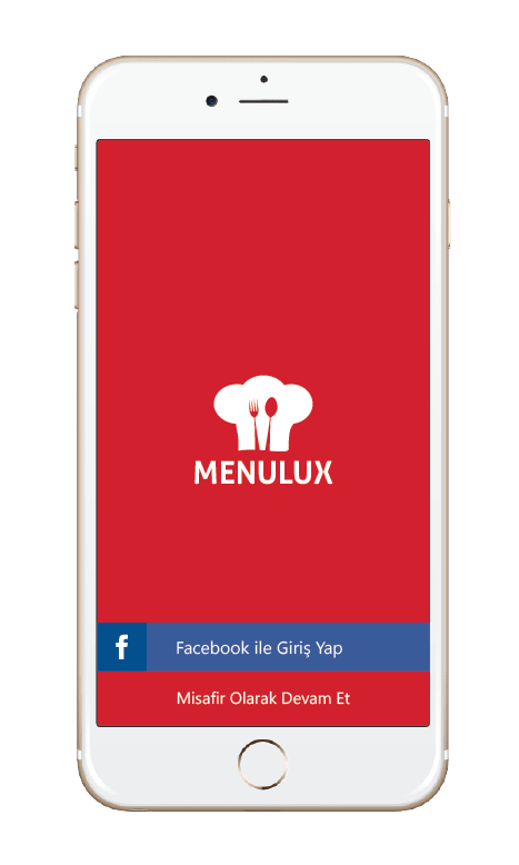 Menulux Pocket digital restaurant menu system dashboard screen